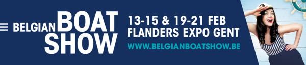 The Belgian Boat Show, 13 - 15 & 19 - 21 februari 2016, Flanders expo Gent