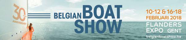 The Belgian Boat Show, 11 - 13 & 17 - 19 februari 2017, Flanders expo Gent