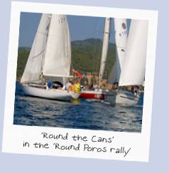 Join us for the annual 'Round Poros Rally'