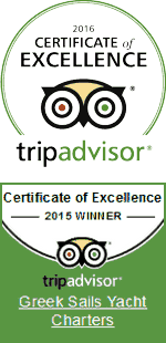 TripAdvisor awards for Excellent, 2015 & 2016