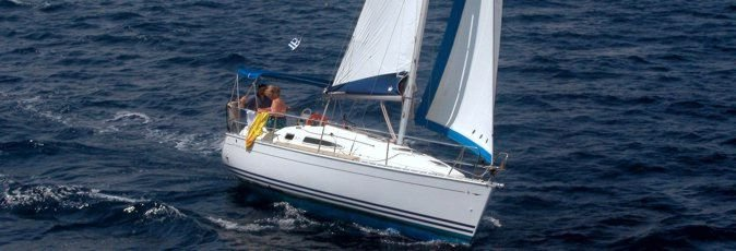 Jeanneau Sun Odyssey 29.2 sailing yacht available from Greek Sails for flotilla & bareboat charter from Poros, Greece