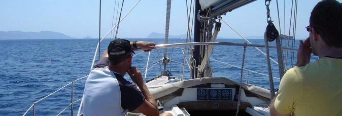Learn to sail with Poros Yachting Academy at Greek Sails in the Saronic and Argolic Gulfs, Greece