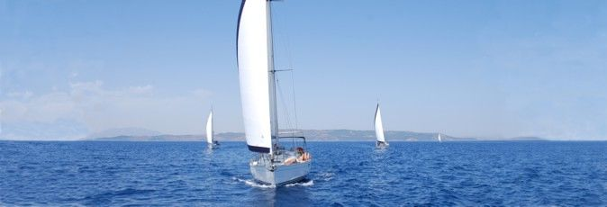 Leave it all behind on a flotilla holiday or bareboat yacht charter sailing in the Greek islands with Greek Sails