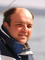 Richard Kouvaras, Director of Greek Sails flotilla & yacht chater company based in Poros, Greece